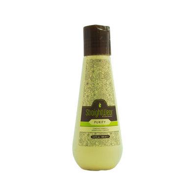 Macadamia Oil 3.3 oz Natural Oil Straightwear Purify Shampoo