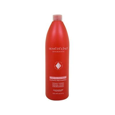 Semi Di Lino Diamante Meches Protection Sulphate Free Shampoo-Warm Tones by ALFAPARF for Unisex - 33.8 oz Shampoo
