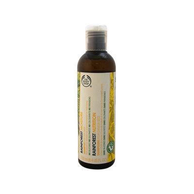 Rainforest Moisture Shampoo by The Body Shop for Unisex - 8.4 oz Shampoo