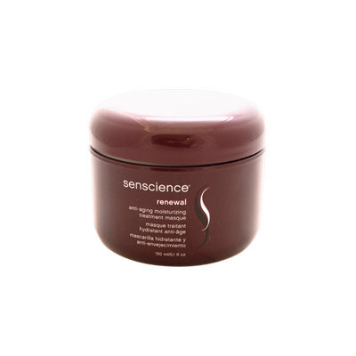 Renewal Anti-Aging Moisturizing Treatment Masque by Senscience for Unisex - 5.1 oz Masque