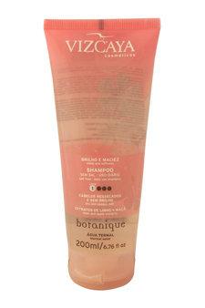 Shampoo Shine And Softness Step 1 by Vizcaya for Unisex - 6.76 oz Shampoo