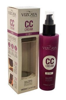 CC Cream 12 in 1 by Vizcaya for Unisex - 4.73 oz Cream