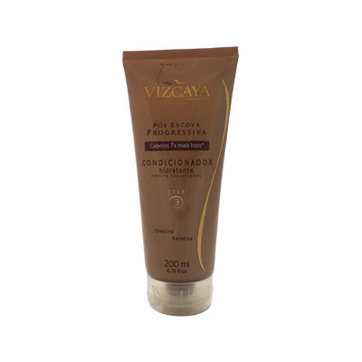 Conditioner Post Progressive Straightening Treatment by Vizcaya for Unisex - 6.76 oz Conditioner