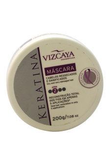 Mascara Keratina Step 2 by Vizcaya for Unisex - 7.08 oz Mask