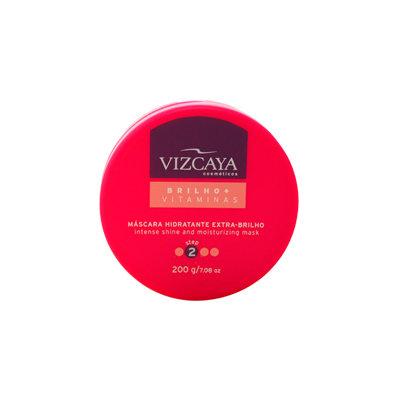 Intense Shine And Moisturizing Mask Step 2 by Vizcaya for Unisex - 7.08 oz Mask