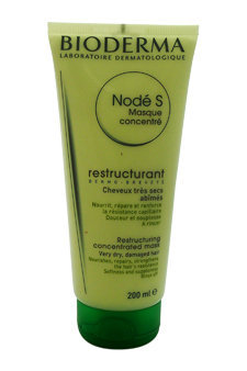 Node S Restructuring Concentrated Mask by Bioderma for Unisex - 6.7 oz Mask