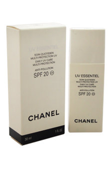 Chanel UV ESSENTIEL SPF 20 Moisturizer-NO COLOUR-One Size