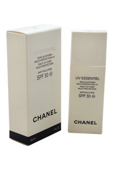 Chanel UV ESSENTIEL SPF 30 Moisturizer-NO COLOUR-One Size
