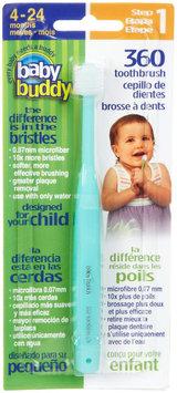 Baby Buddy/compac Baby Buddy 00572G 360 Toothbrush Step 1 - Mint Green