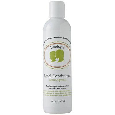 LiceLogic Repel Conditioner - Lemongrass - 8 oz. - 1 ct.