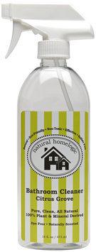 Natural HomeLogic - Bathroom Cleaner Citrus Grove - 16 oz.