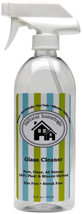 Natural HomeLogic - Glass Cleaner - 16 oz.