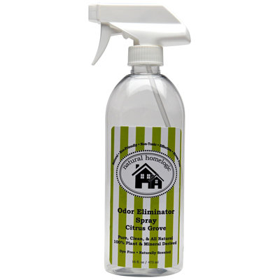 Natural Home Logic Odor Eliminator - Citrus Grove - 16 oz. Pack Of 2