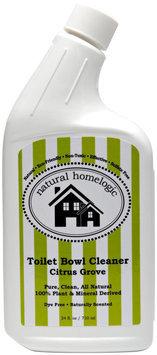 Natural HomeLogic - Toilet Bowl Cleaner Citrus Grove - 24 oz.