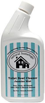 Natural HomeLogic - Toilet Bowl Cleaner Jasmine Mist - 24 oz.