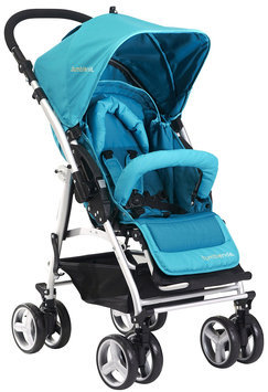 Bumbleride Flyer Stroller - Aqua