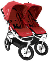 Bumbleride 2013 Indie Twin Stroller - Cayenne Red
