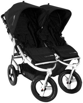 Bumbleride 2013 Indie Twin Stroller - Jet Black