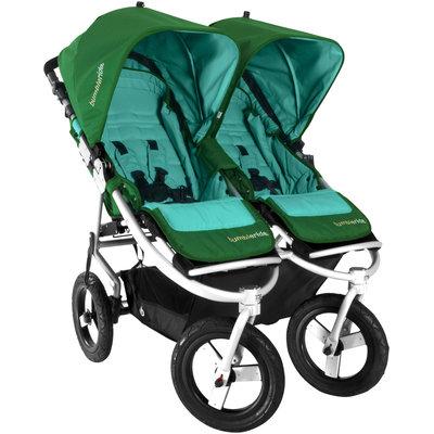 Bumbleride 2013 Indie Twin Stroller - Green Papyrus