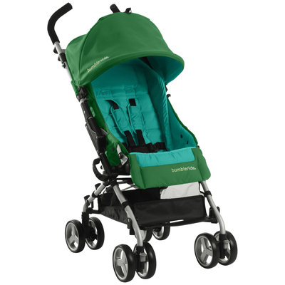 Bumbleride Flite Stroller - Green Papyrus - 1 ct.
