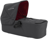 Bumbleride Indie Carrycot - Fog Gray - 1 ct.