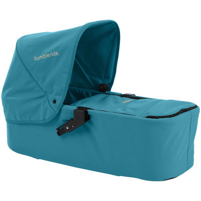 Bumbleride Indie Twin Carrycot - Aquamarine - 1 ct.