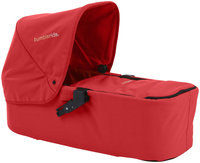 Bumbleride Indie Twin Carrycot - Cayenne Red - 1 ct.