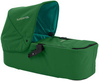 Bumbleride Indie Twin Carrycot - Green Papyrus - 1 ct.