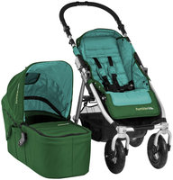 Bumbleride Indie 4 Stroller - Green Papyrus - 1 ct.