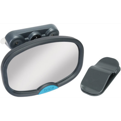 Brica Deluxe Stay-In-Place Mirror for In-Car Safety - 1 ct.