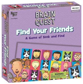 Brain Quest Brain Quest - Find Your Friends