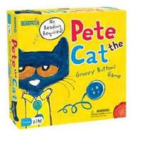 University Games Pete The Cat I Love My White Shoes Game