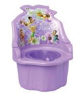 Ginsey Disney Fairies 3 in 1 Potty Trainer