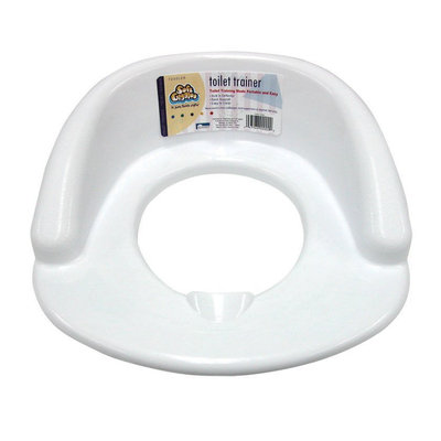 Ginsey Potty Trainer Seat Insert - White - 1 ct.