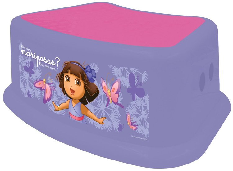 Ginsey Dora Step Stool - Purple - 1 ct.