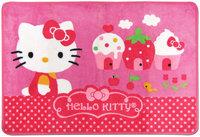 Ginsey Hello Kitty Microfiber Rug - Pink