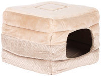 Best Friends by Sheri 2-in-1 Pet Cube in Flair - Wheat