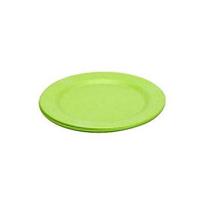 Green Toys Green Eats Plates, 2pk, Green