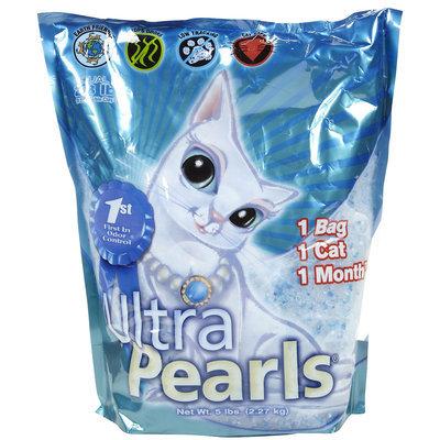 Ultra Pet Ultra Pearls Cat Litter, 5-pound Pouch