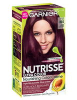 Garnier® Nutrisse® Ultra Color Nourishing Color Creme BR2 Dark Intense Burgundy