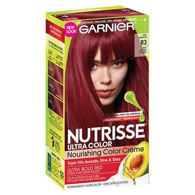 Garnier® Nutrisse® Ultra Color Nourishing Color Creme R3 Light Intense Auburn