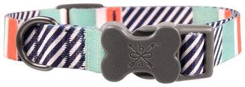 Bow & Arrow Stripe Collar - Mint