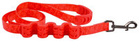 Bow & Arrow Waterproof Shockwave Leash - Red