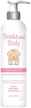 Bathtime Baby - Baby Butter Moisturizing Lotion - 8 oz.
