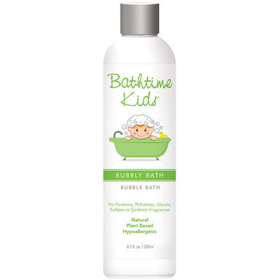 Bathtime Kids - Bubbly Bath Bubble Bath - 8 oz.