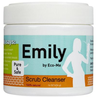 Eco-Me Scrub Cleanser, Lemon Fresh - 16 oz