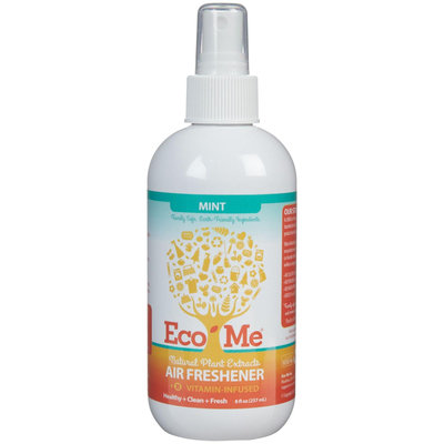 Eco-me Eco Me Air Freshener Vitamin B Plus Herbal Scent 8 Oz Pack Of 6