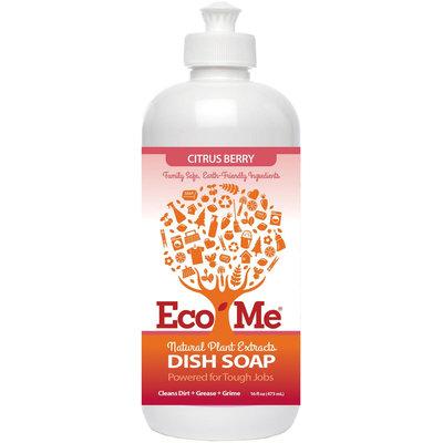 Eco-Me Dish Soap (Citrus Berry) 16 Oz (Pack of 6)