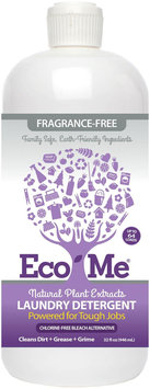 Eco-Me Laundry Detergent Fragrance-Free 32 fl oz
