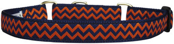 Up Country Chevron Martingale Dog Collar